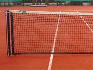 Afbeelding van tennisnet - PE 3mm