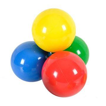 Afbeelding van Set van 4 freeballs