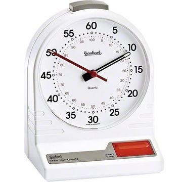 Afbeelding van Tafelchronometer Hanhart Mesotron