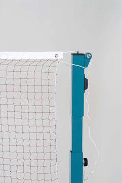 Afbeelding van Badmintonnet - comp - maas 19 mm
