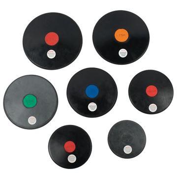 Afbeelding van discus rubber 1kg