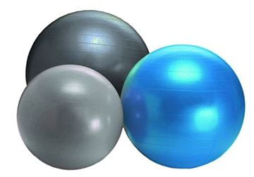 Afbeelding van Gymball SPORTI 65 cm- 1100gr - turquoise