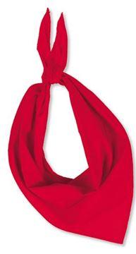 Afbeelding van partijsjaal - rood