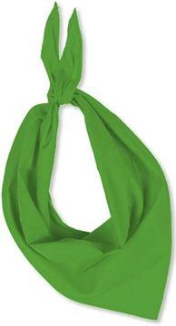 Afbeelding van partijsjaal - groen