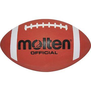 Afbeelding van Molten American Football (gummi)