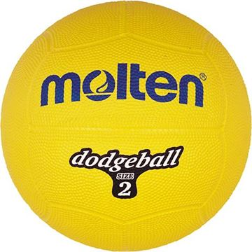 Afbeelding van Molten Dodgebal, ø200mm, 310g, geel