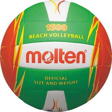 Afbeelding van Molten Beachvolley BV1500, groen
