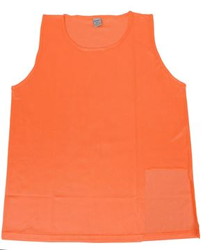 Afbeelding van overgooier - M - fluo oranje