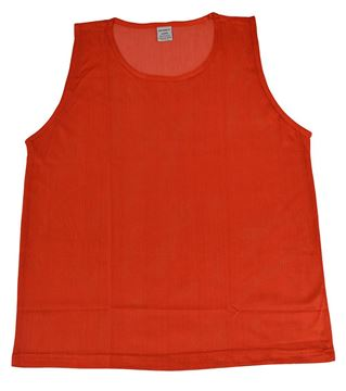 Afbeelding van overgooier - XL - rood